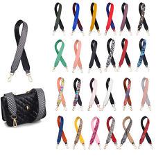 DIY Bag Detachable Replacement Shoulder Cross Body Leather Purse Strap Handle