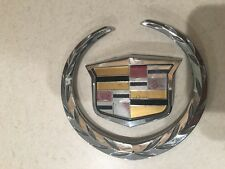 Cadillac Emblem!! GRILLE 03 04 05 06 07 CTS!! Used