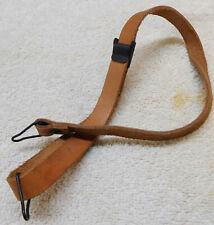 M1 Helmet Liner Leather Chin Strap