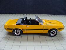 ERTL 1969 MUSTANG SHELBY GT 500 1/18 SCALE