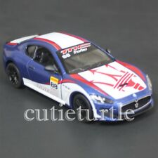 Kinsmart Maserati Gran Turismo MC Stradale 1:38 KT5395DF Racing #88 Blue