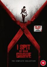 I Spit On Your Grave: The Complete Collection (Box Set) [Blu-ray]