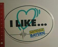 Aufkleber/Sticker: Antenne Bayern i like (15101695)