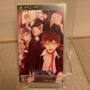PSP DIABOLIK LOVERS  4995857092383 From japan
