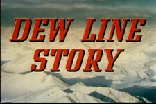 DEW Line Distant Early Warning System Historical 1950s Military Cold War Films