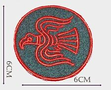Ragnarok Raven Viking Iron on Embroidered Sew on hot fix Patch Badge Patches 191