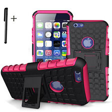 Heavy Duty Rugged Shockproof Case kickstand Cover For iphone 4S/5S/6 6S/6+