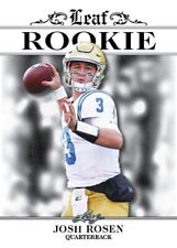 Josh Rosen 2018 Leaf Football Exclusive Rookie 25 Card Lot NFL Draft #RA-03