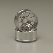 Cerchi Lega CE28N 1.0 Mm Offset Argento 2 Pz Mini-Z Kyosho R246-1522 706565