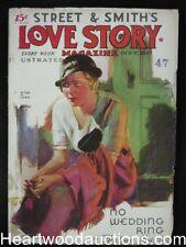 Love Story Oct 7 1933 Peggy Gaddis