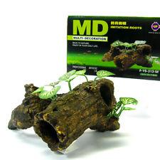 Imitation Roots (M) Aquarium Ornament Decoration Driftwood trunk Plastic Plants