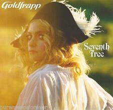 GOLDFRAPP - Seventh Tree (UK 10 Track CD Album)