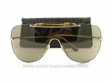New Gucci Sunglasses GG 4262/S J5GXS Gold Brown Authentic