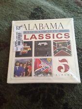 NEW/SEALED 5 CD SET! ALABAMA Classics