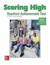 Scoring High: Stanford Achievement Test, Book 7