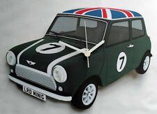Mini Clock - British Racing Green - M14