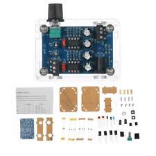 DC 9V-18V NE5532 Hi-Fi Headphone Audio Amplifier DIY Kit 3.5mm Interface L4J7