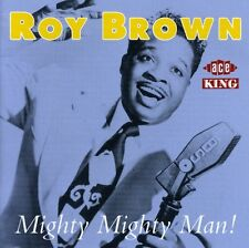 Roy Brown - Mighty Mighty Man [New CD] UK - Import