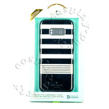 Kate Spade Protective Samsung Galaxy S8 HardShell  Case  - Gold Foil/Black/Cream