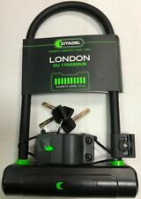 Antifurto CITADEL LONDON ABUS Bicicletta moto LEVEL 10 LUCCHETTO CATENA BIKE