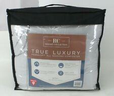 Resort Collection True Luxury All Seasons Hypoallergenic Gray Comforter King 400