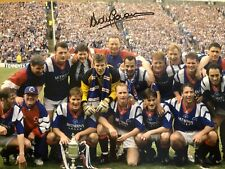 Signed Andy Goram Glasgow Rangers Photo 16x12 Autograph.Gers.WATP. Ibrox
