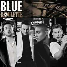 Blue-Roulette Official UK Version CD Explicit Lyrics  Very Good