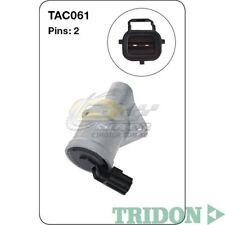 TRIDON IAC VALVES FOR Mazda 323 BA 12/98-1.8L DOHC 16V(Petrol)