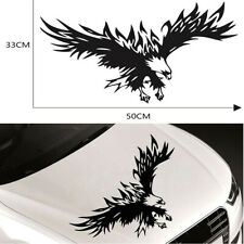 Car Front Engine Hood Roof Flying Eagle Vinyl Decal Sticker For SUV Trunk Boat