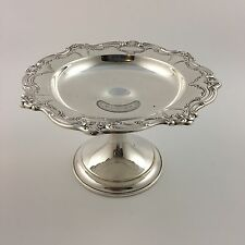 "GORHAM Chantilly Duchess Sterling Silver 6-1/4"" Compote Candy Dish #740"