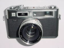 YASHICA ELECTRO 35 35mm Film Rangefinder Camera with 45mm F/1.7 Lens * as mint