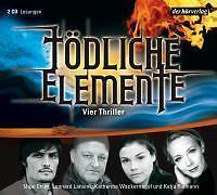 CD, tödliche Elemente, 2 Audio-CDs, original eingeschweißt