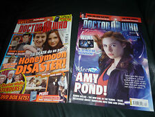 Dr Doctor Who magazine issue 428 + Issue 420