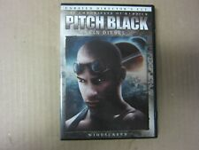 Pitch Black (Dvd, 2004, Unrated, Directors Cut, Widescreen Edition) Excellent