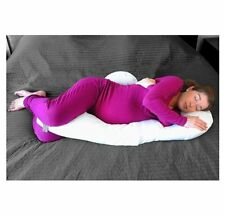 KHOMO @ Extra Light Full Body Maternity Pillow U Shaped With Easy On-off Cover