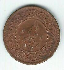 India 1/12 Anna 1908 AU detail