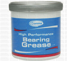 Comma High Performance Bearing Grease 500g BG2500G High Temp Range Lubrication