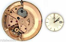 OMEGA 562 original automatic watch movement running   (4185)
