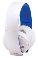 Sony 9856634 Weiß Kopfbügel Headset für Multi-Plattform