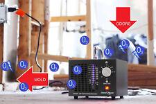 3.5g Commercial Ozone Generator Pro Air Purifier Ozonator Timer In Box 220V UK