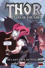 Thor: God of Thunder Volume 4: The Last Days of Midgard (Marvel Now) by Jason Aa