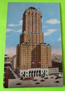 Shelton Hotel Lexington Ave New York City Postcard