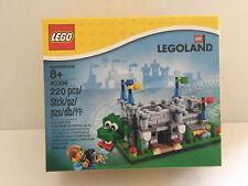 NEW Exclusive Lego Land Dragon Castle Full Box Set