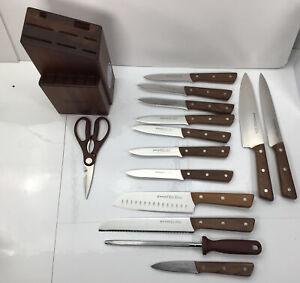 Emojoy, 15-Piece Knife Set (KC-KS25)
