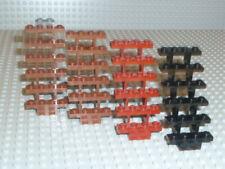 LEGO® 4x Treppe Leiter reddish brown black red 30134 aus 10255 10182 10264 F1090