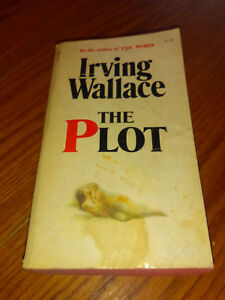 The Plot by Irving Wallace (1973, Paperback) #d1
