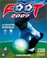 BORDEAUX - STICKERS IMAGE VIGNETTE - PANINI FOOT 2009 - 27 a 52 - a choisir