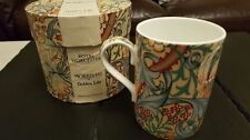 Royal Worcester Country Floral Mugs