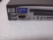 HP ProCurve 2524 J4813A 24 Port Managed Network Switch
