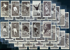 More details for churchman's cigarette card set association footballers 2nd series 1939 - shankly